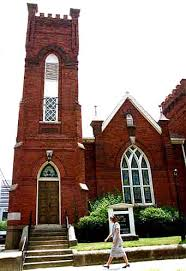 Grace AME Zion Church.  Image courtesy of the Charlotte Mecklenburg Historic Landmarks Commission via Google Images.