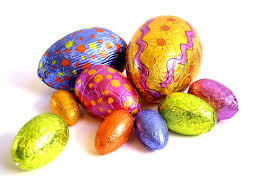 Easter Eggs.  Image courtesy of Google Images.