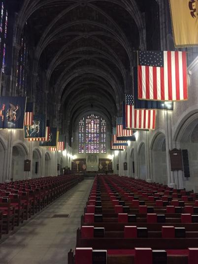 Cadets Chapel II