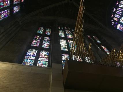 Cadet's Chapel VI