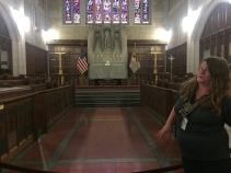 Cadet's Chapel VIII